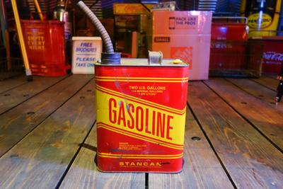 STANCAN 2ガロン ガソリン缶