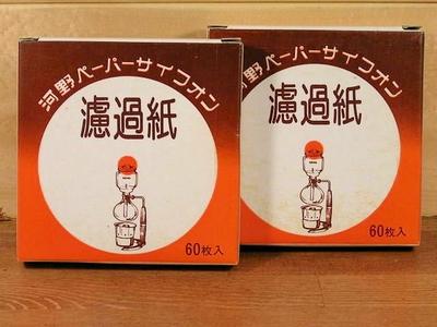 KONOサイフォンろ過紙(60枚入り)