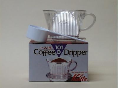 カリタ 101-D 1-2杯用