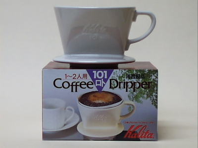 カリタ 101ロト陶器1-2杯用
