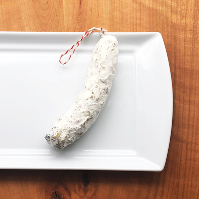 白カビサラミ