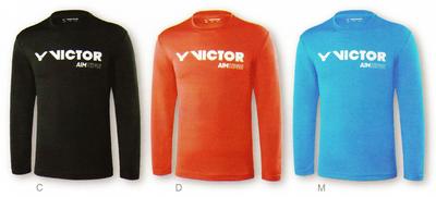 VICTOR T85100 UNI ロングTシャツ