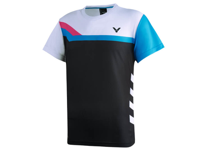 VICTOR S-2010 C UNIゲームシャツ 日本バドミントン連盟公認