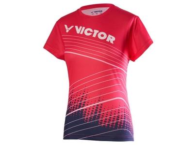 VICTOR T-01010 LADIES Tシャツ