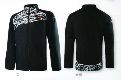 VICTOR J-95605UNI ウォームアップシャツ