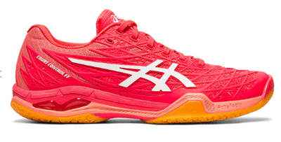 ASICS COURT CONTROL FF レディースシューズ  LASER PINK/WHITE