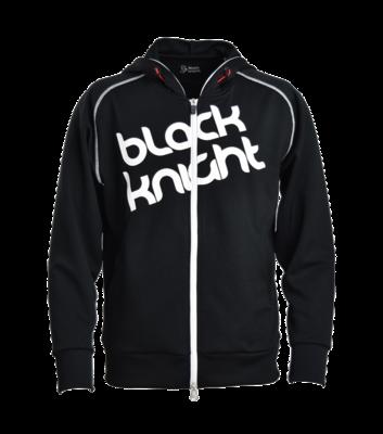 black knight T-9420 OUTER - フルジップパーカー BLA