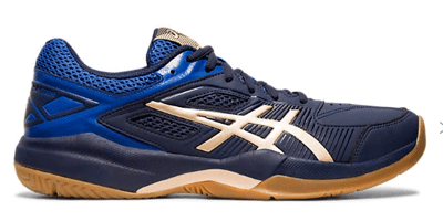 ASICS GEL-COURT HUNTER メンズシューズ PEACOAT/FROSTED ALMOND