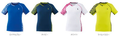 GOSEN【2019年12月発売開始】レディース ゲームシャツ[T2009]