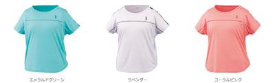 GOSEN【2020年2月発売開始】レディース ゲームシャツ[T2023]