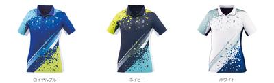 GOSEN【2019年12月発売開始】レディース ゲームシャツ[T2001]
