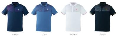 GOSEN【2020年2月発売開始】ユニ ゲームシャツ[T2012]