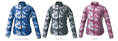 GOSEN【2019年9月発売開始】レディース ウィンドウォーマージャケット(裏起毛)[Y1961]