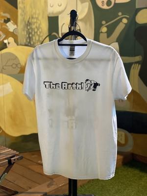 六角ツリーTシャツ[しろ]