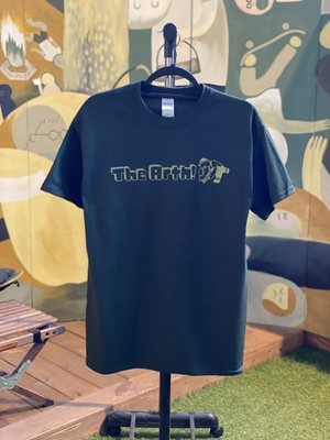 六角ツリーTシャツ[濃いみどり]