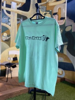 六角ツリーTシャツ[ミント]