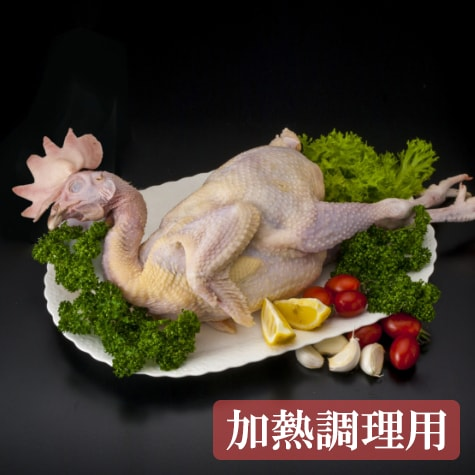 丸鶏(約1.3kg)