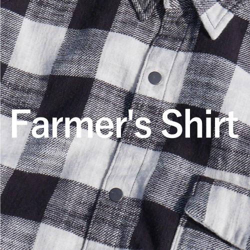 ファーマーズ シャツ