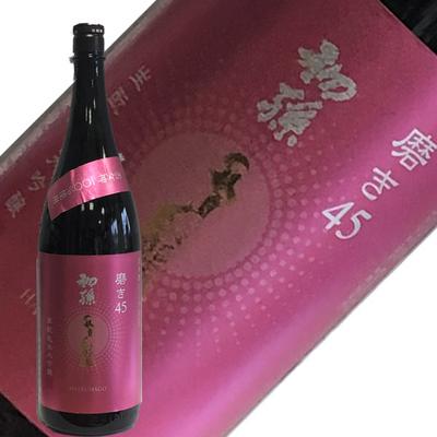 東北銘醸 初孫 雪女神 磨き45 きもと 純米大吟醸 1.8L