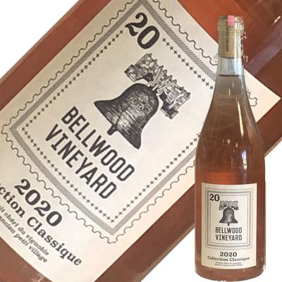ベルウッドヴィンヤード 2020マスカット・ベーリーA ロゼ(コレクション クラシック)750ml