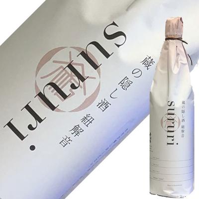 六歌仙 蔵の隠し酒 純米吟醸 sururi 生詰 1.8L
