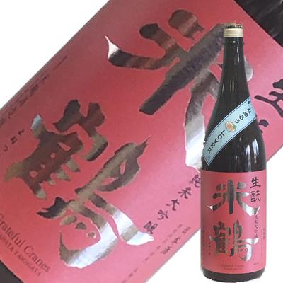 米鶴酒造 米鶴 純米大吟醸 一度火入れ なめろうLOVER 1.8L