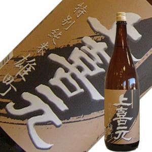 酒田酒造 上喜元 特別純米酒 赤磐雄町 1.8L