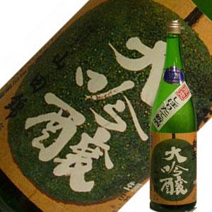 辯天(べんてん) 大吟醸 原酒 【新酒生詰め】1.8L