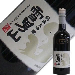羽陽男山 純米大吟醸 雪男山 雪女神 720ml