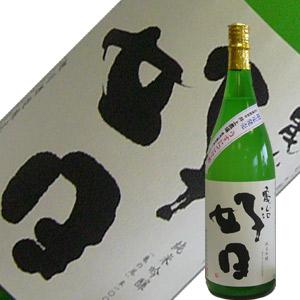 鯉川酒造 純米吟醸 亀治好日うすにごり 1.8L