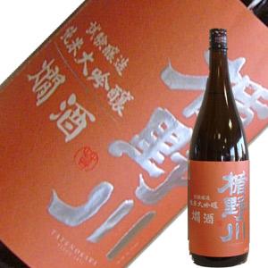 楯の川酒造 楯野川 純米大吟醸 燗酒 1.8L