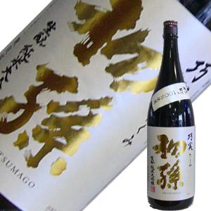 初孫 純米大吟醸 巧実(たくみ) 1.8L