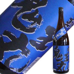 和田酒造 あら玉 鬼王丸 超辛口 純米酒 1.8L