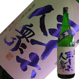 菊勇 三十六人衆 純米吟醸 爽快 1.8L 【H29BY】