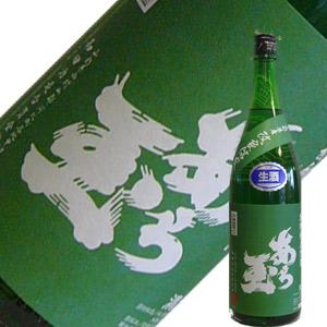 和田酒造 特別純米酒 改良信交生原酒 1.8L【要冷蔵】【H30BY】【冬季節限定】