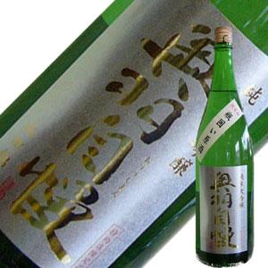 奥羽自慢 純米大吟醸 山田錦 瓶囲い 1.8L