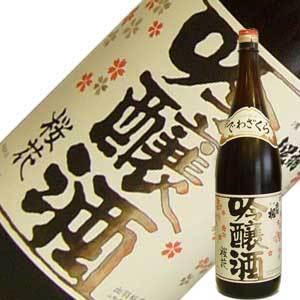 出羽桜酒造 出羽桜 桜花吟醸酒    1.8L