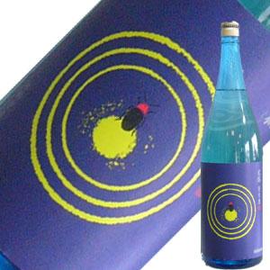 米鶴酒造 米鶴 純米酒 蛍ラベル 1.8L