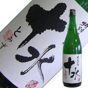 加藤嘉八郎酒造 大山 特別純米酒 十水とみず 1.8L