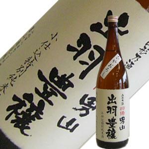 男山酒造 羽陽男山 特別純米酒 出羽豊穣ひやおろし1.8L【R1BY】