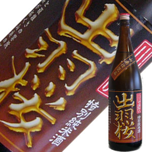出羽桜 山廃 特別純米酒 1.8L