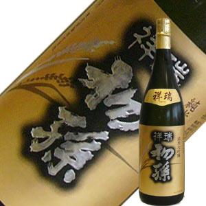 東北銘醸 初孫 純米大吟醸 祥瑞   1.8L