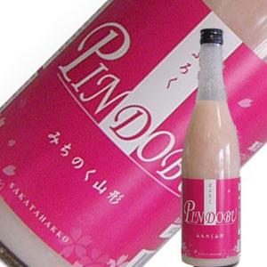 酒田醗酵 みちのく山形のどぶろく【ピンどぶ】(濃厚タイプ)720ml【要冷蔵】