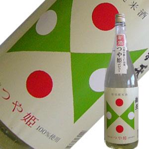 後藤酒造店 辯天(べんてん) 特別純米酒 つや姫 1.8L