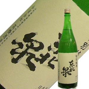 高橋酒造 東北泉 純米吟醸 美山錦 1.8L