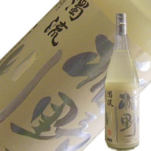 楯の川酒造 楯野川 濁流 生【超にごり酒】1.8L【要冷蔵】