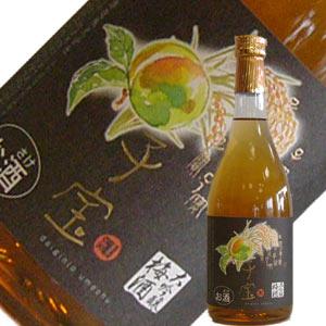 楯の川酒造 子宝 大吟醸 梅酒 720ml