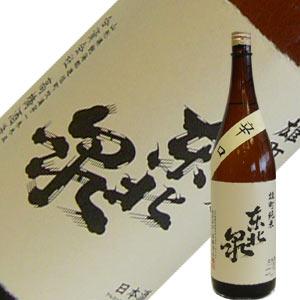 高橋酒造 東北泉 雄町 純米辛口 1.8L