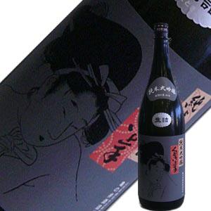 亀の井酒造 くどき上手 純米大吟醸 出羽の里 1.8L 【季節限定】【数量限定】