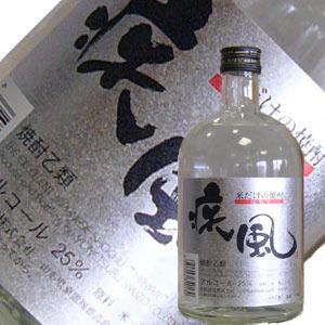 【焼酎】米鶴酒造 疾風(はやて)25度 720ml